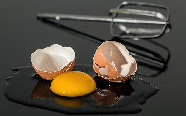 come congelare uova