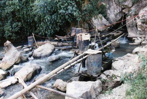 impianto micro idroelettrico