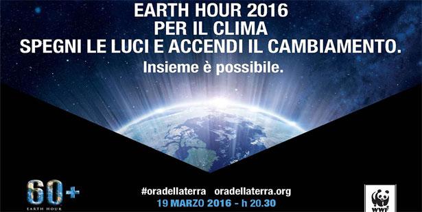 Ora della Terra 2016