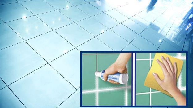 Come pulire le fughe tra le piastrelle idee green - Come pulire le fughe delle piastrelle ...