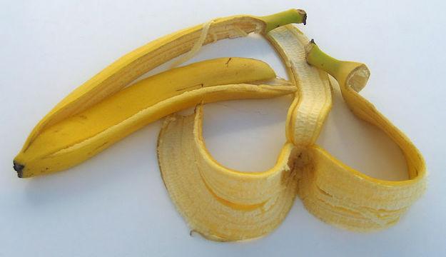 riciclare bucce di banana