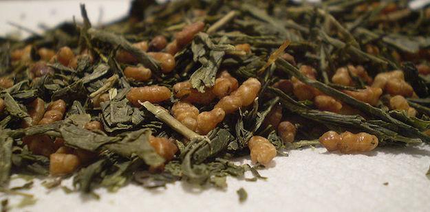 tè di riso