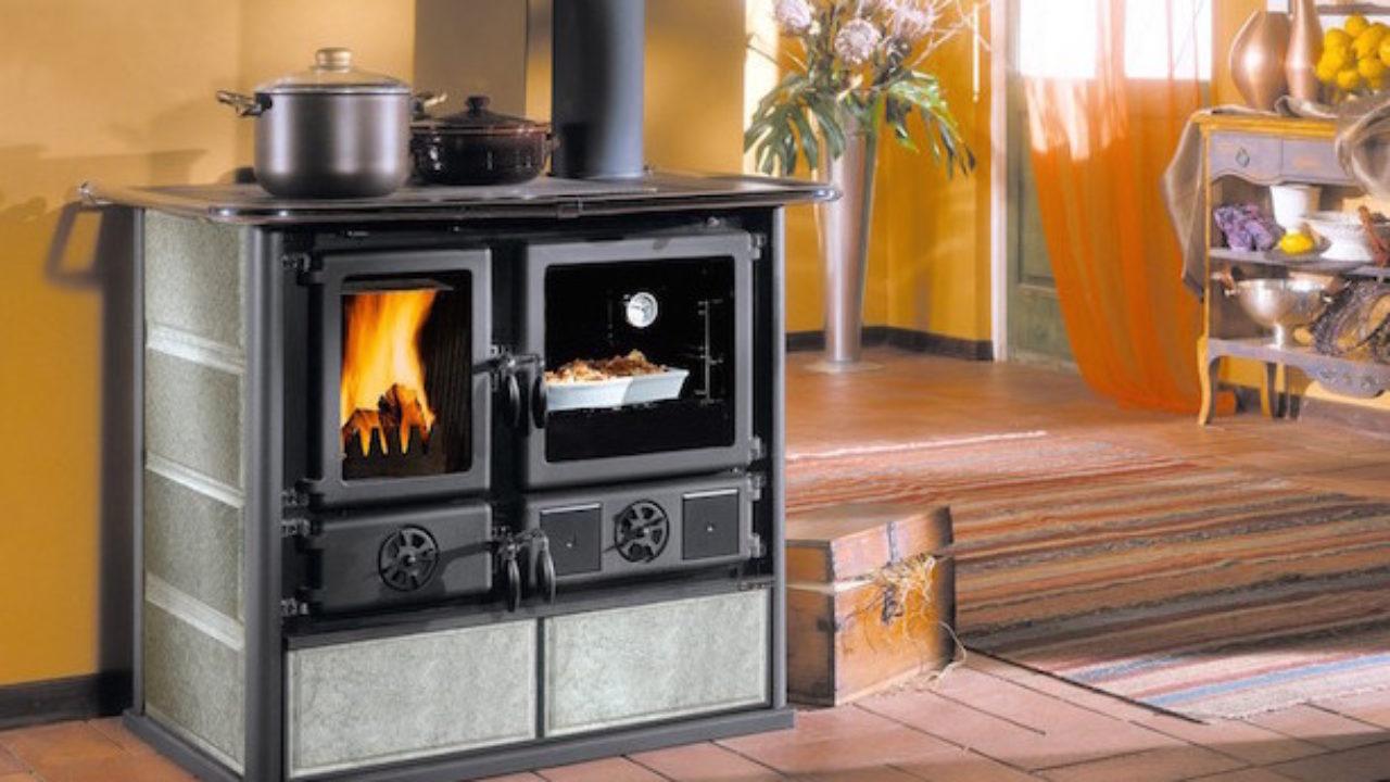 Stufa Economica A Legna termostufe a legna o termostufe a pellet - idee green