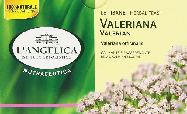 valeriana tisana