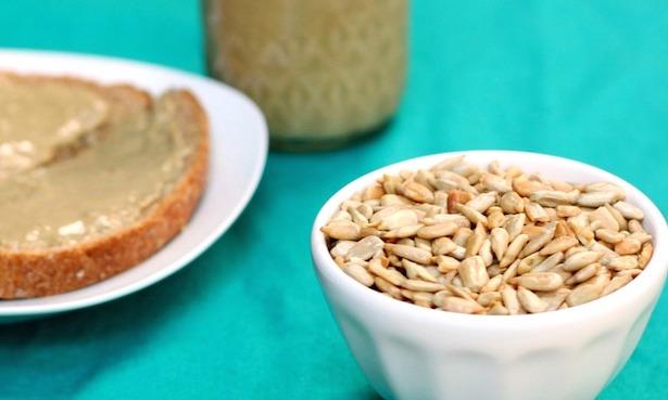 burro di semi di girasole ricette