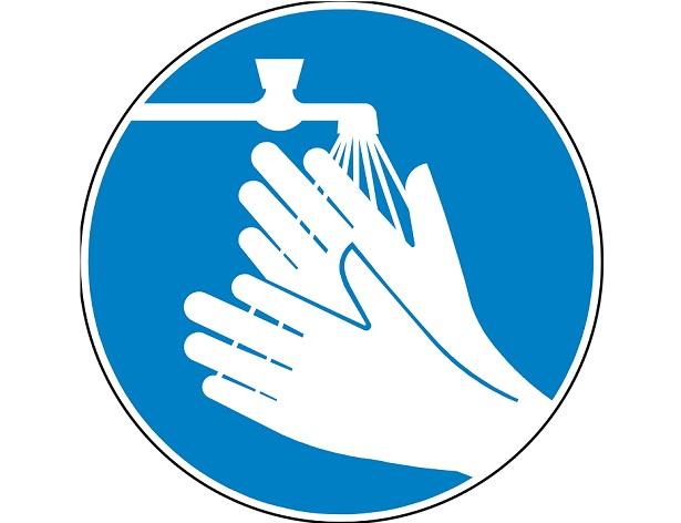 come lavare le mani