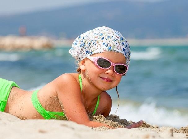 come proteggere gli occhi dl sole