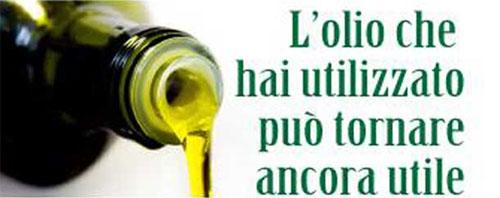 Come recuperare olio vegetale esausto