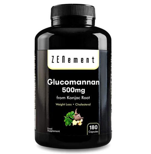 glucomannano in capsule