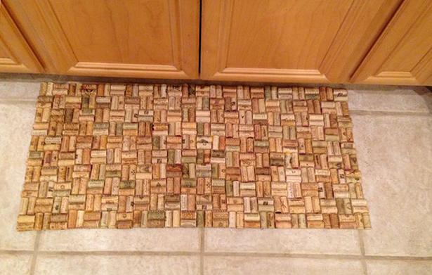 pavimenti in sughero riciclato