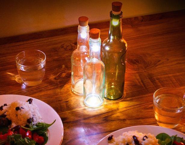 riciclare bottiglie