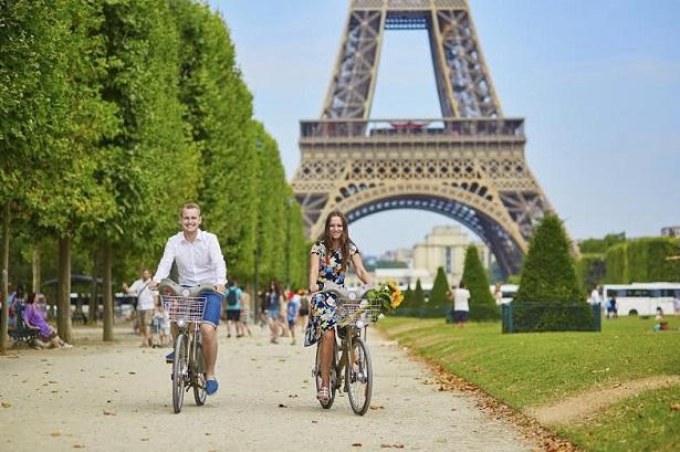 treno e bici francia