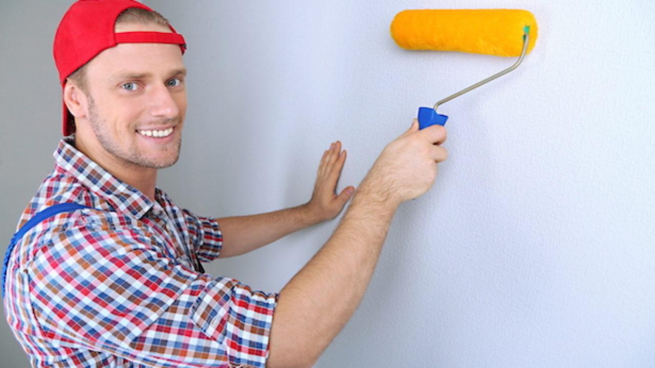 Prima Di Pitturare Una Parete come pitturare una parete - idee green