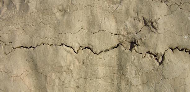 Crepe nelle murature