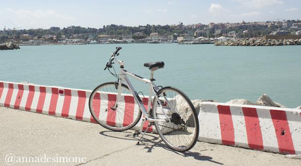 bici freni fischiano