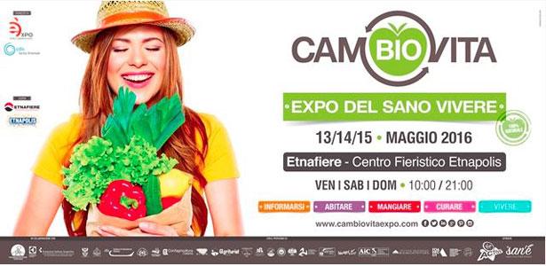 CamBIOvita Expo a Etnafiere
