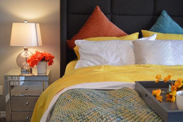 Come pitturare la camera da letto   idee green