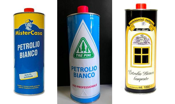 petrolio lampante petrolio bianco