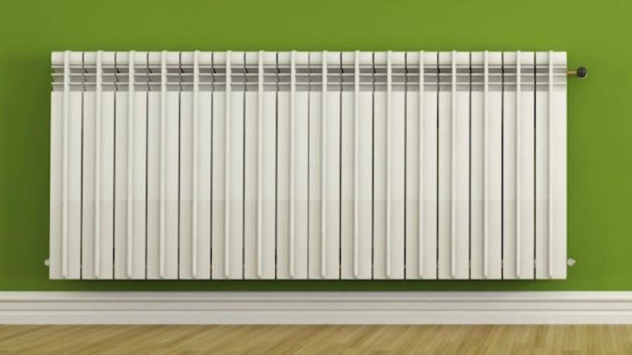 Radiatori In Alluminio O Acciaio riverniciare termosifoni, la guida - idee green