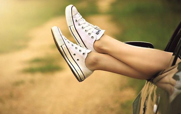 Gambe stanche rimedi naturali