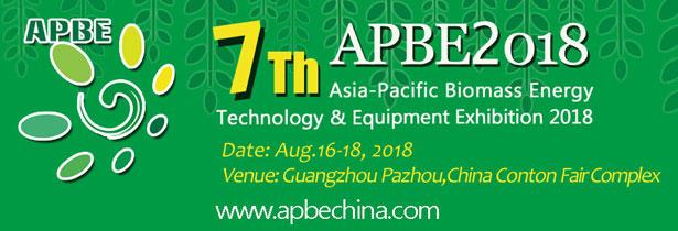 apbe2018 biomasse guangzhou