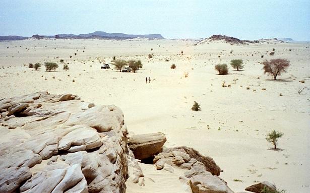 desertificazione in Italia e nel mondo