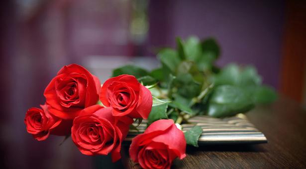 fiori da regalare a un uomo