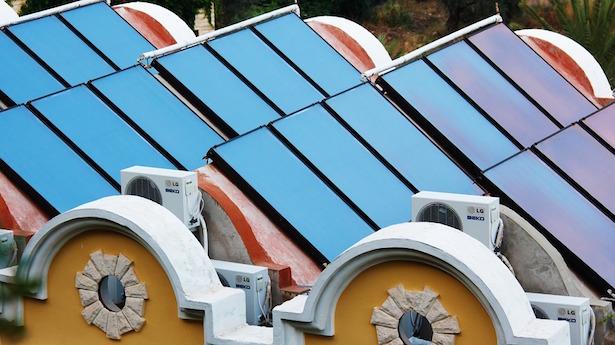 fotovoltaico o solare termico