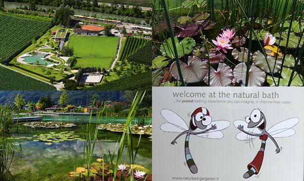 Naturbad - piscina naturale