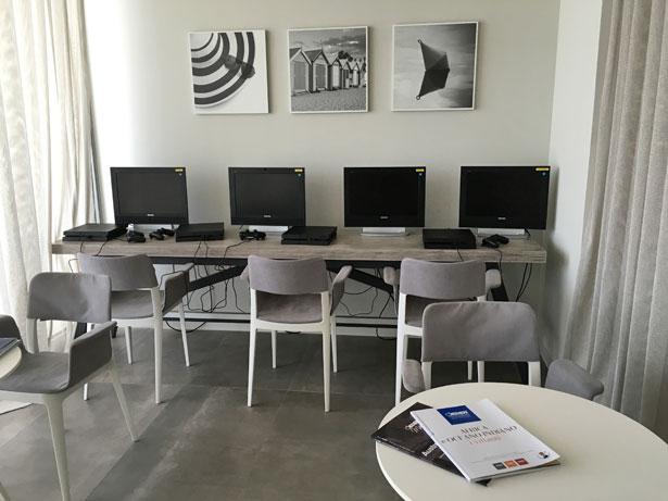 Hotel e bioarchitettura sull adriatico l eccellenza for Sala giochi del garage