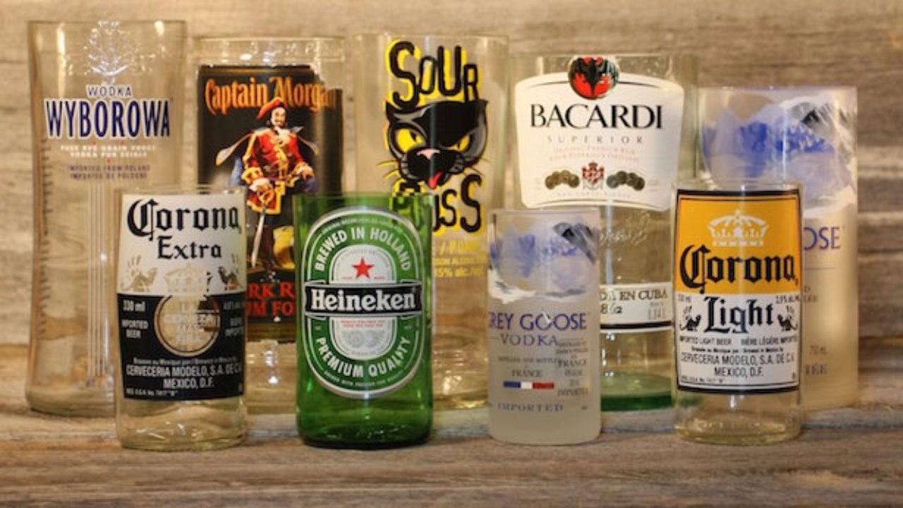 Tagliare Bottiglie Di Vetro.Come Tagliare Bottiglie Di Vetro Idee Green