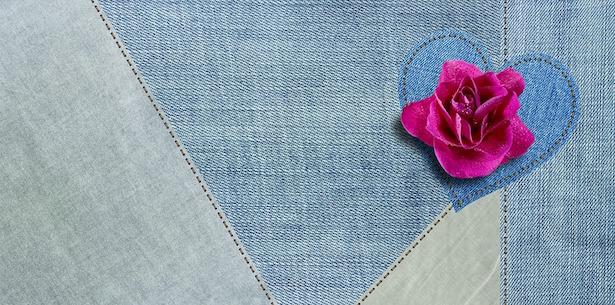 Come riutilizzare jeans