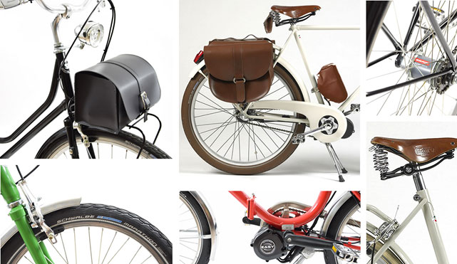 bici vintage artigianali