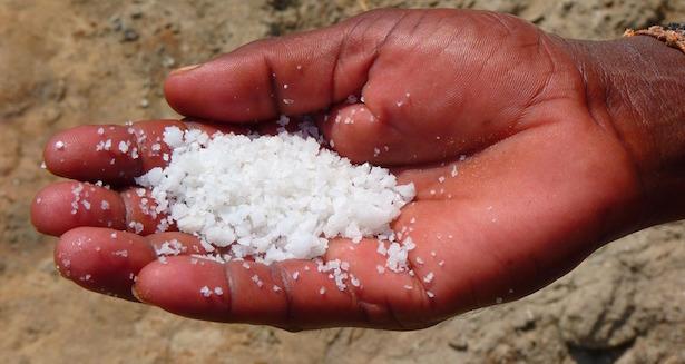 cloruro di magnesio proprietà