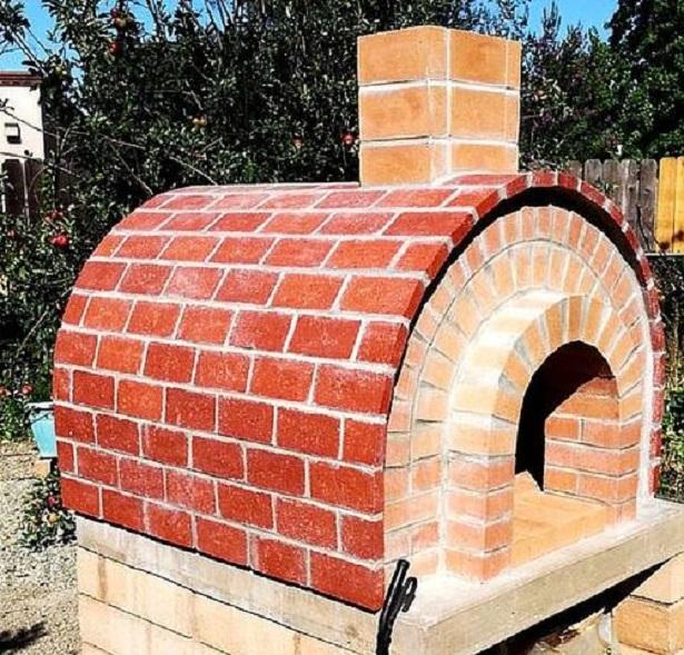 Mattoni refrattari idee green for Mattoni refrattari per forno a legna