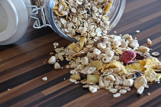 muesli proprietà benefici