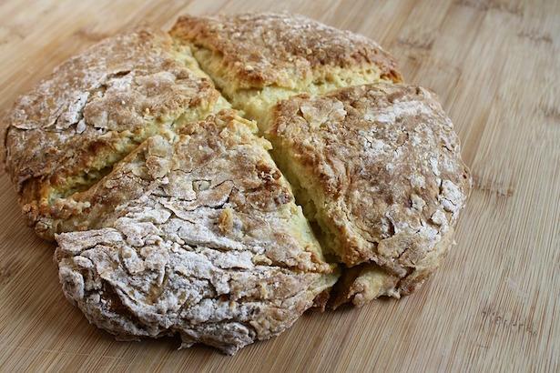 pane con bicarbonato