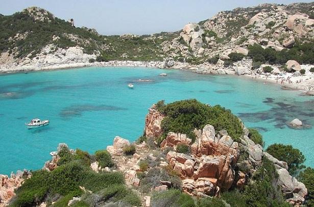 parco nazionale di La Maddalena