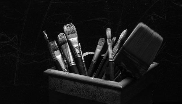 pitturare a pennello