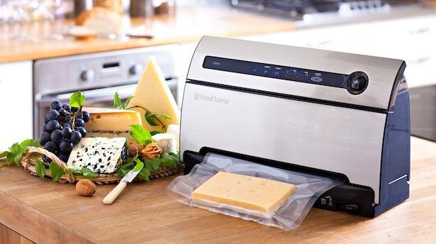 Come conservare alimenti sottovuoto idee green - Macchine per il sottovuoto alimentare ...