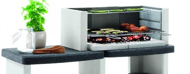 Cucine da esterno prezzi e modelli idee green - Soluzioni no piastrelle cucina ...