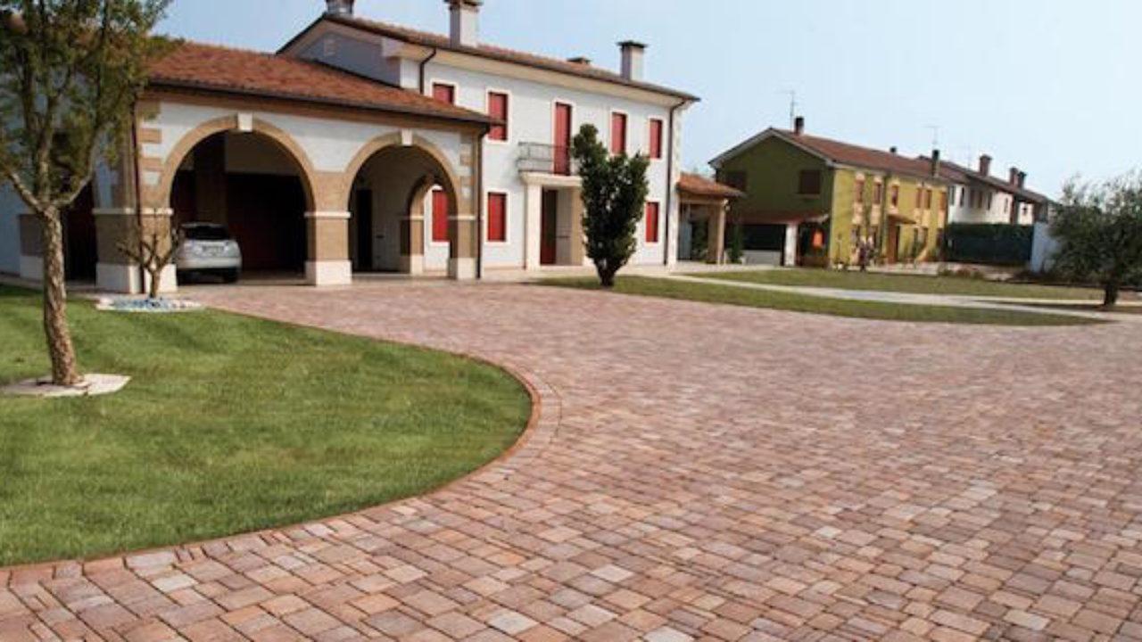 Posa Pavimento A Secco Giardino pavimento esterno, posa fai da te - ideegreen.it