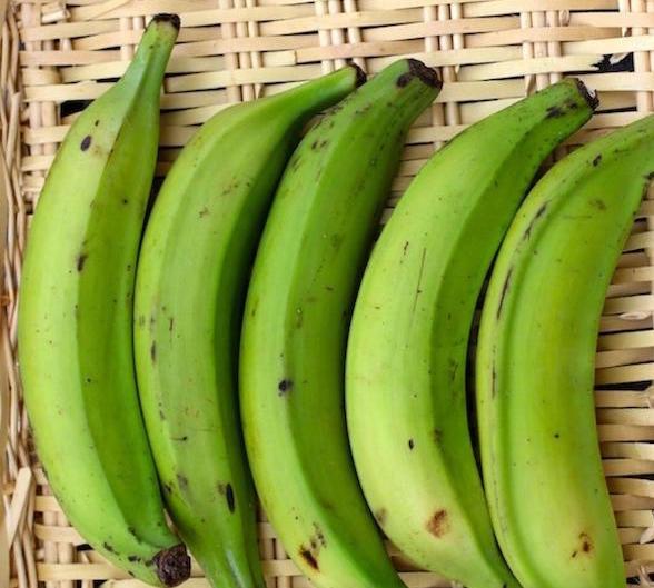 Platano frutto e caratteristiche idee green - Pianta banano ...