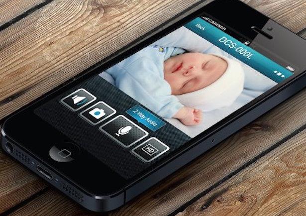 telecamera casa iphone