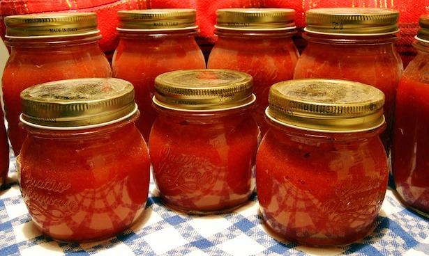 conserva pomodoro fatta in casa