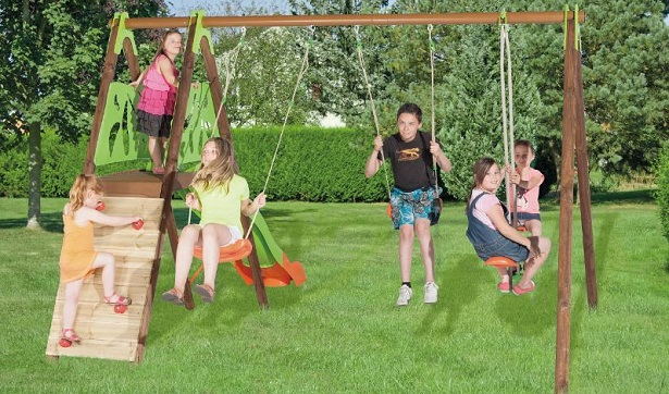 Giochi da giardino per bambini idee green for Idee per giardino in terrazza