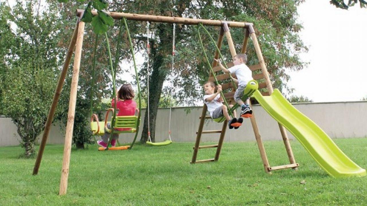 Sistemare Giardino Di Casa giochi da giardino per bambini - idee green