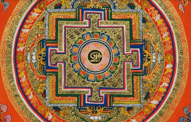 mandala tibetani