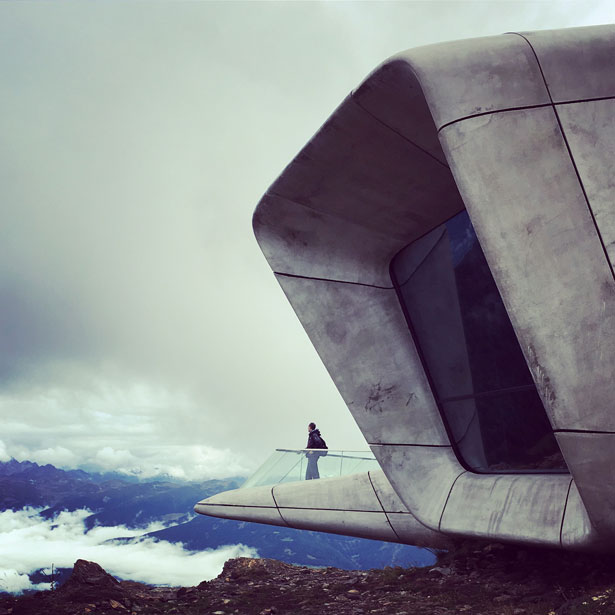 Messner Mountain Musuem Plan de Corones