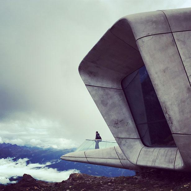Messner Mountain Musuem Plan de Corones